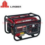 SAE10W-30 draagbare benzinegenerator voor thuis met elektrische benzine