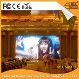 P4.81 el panel de visualización electrónico al aire libre a todo color de LED de la seguridad SMD