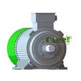 generador de imán permanente inferior síncrono de la revolución por minuto de la CA del imán del neodimio de 10kw 100kw para la venta