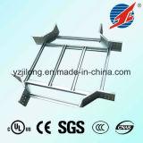 Heißes DIP Galvanized Steel Ladder Cable Tray mit UL, CER,
