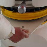 Creatore rotondo della sfera della pasta della macchina del forno