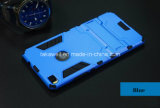 Caisse en gros d'armure d'homme de fer de cas de téléphone portable de la Chine pour la couverture mobile de Huawei P8