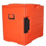 플라스틱 둥근 가정 저장 상자 진공에 의하여 격리되는 도시락