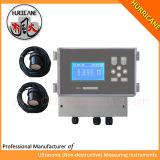 2 Canais Medidor de nível de líquido por ultra-som inteligente