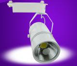 30W COB la voie d'affichage LED spotlight (TJ-QY-WD230-30W)