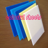 중국에 있는 물결 모양 Sheet PP Plastic Sheet Colorful Hollow Sheet
