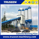 180m3/Hフルオートマチックの具体的な混合の工場建設機械