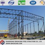 Construction de bâti en acier légère de structure métallique/lumière avec la qualité
