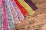 Más cordón No-Elástico bien escogido del color para los accesorios de la alineada