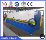 Machine de tonte de faisceau hydraulique d'oscillation (QC12Y avec E21S)