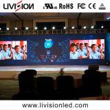 La vente en gros plein écran vidéo couleur intérieure P3.9/4.8 LED pour la publicité d'affichage vidéo Prix de l'écran
