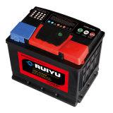 12V55ah DIN 高品質車の電池の自動車電池