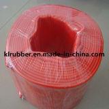Mangueira Layflat de PVC de alta pressão para a irrigação agrícola