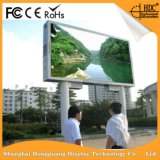 P5.95 a todo color publicidad al aire libre Pantalla de Led video wall