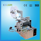 Máquina de etiquetado doble semi automática de los lados (KENO-L102B)