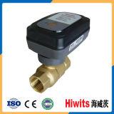 Valvola elettrica senza fili 2 del solenoide di ceramica caldo di modo 12V di Mbus