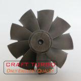 Asta cilindrica della rotella di turbina di Gt22 740244-0001
