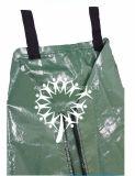Acqua piovana rivestita riutilizzabile di plastica della tela incatramata del PVC che raccoglie sacchetto