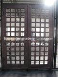 Дверь утюга самого лучшего продавеца Китая стальная стеклянная передняя