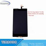 Affissione a cristalli liquidi del telefono provata 100% per lo schermo di tocco del T2 del SONY Xperia ultra (XM50h)