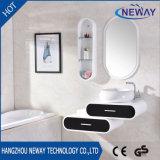 壁の台紙PVC高品質の浴室の虚栄心セット