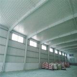 Casa prefabricada del almacén de la estructura de acero de China