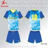 [هلونغ] نمو تصميم ملابس رياضيّة ناد تصعيد كرة قدم مراهقة جرسيّ