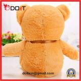 Urso macio da peluche do urso macio de seda do urso da peluche para presentes da promoção