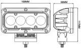 5-дюймовый 40W КРИ светодиодный индикатор работы с 4D-объектив