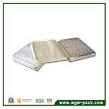 Il disegno speciale modella il sacchetto variopinto classico del raso