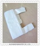 Nouveaux produits empaquetant le sachet en plastique fait sur commande de T-shirt de logo