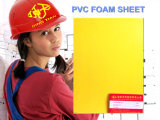 Het gele Blad van het pvc- Schuim voor Lijst 620mm