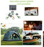 El panel solar fabricante de la rejilla solar Sistema Solar Powered Kit de iluminación al aire libre