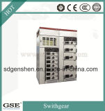 Gcs Indoor Low Voltage Capacitor Power Conversion Controle do motor Destruir Switch Cabinet / Extraction Switchgear