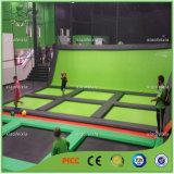 Utilisé Trampoline Kids Indoor Trampoline Parc avec fosse de mousse