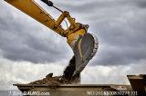 KOMATSU/gato/cubeta da máquina escavadora acessório de Volvo/Sumitomo/Hitachi/Kobelco para a escavação da rocha/mineral (PC300)