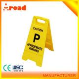 Фабрики предупредительный знак прямой связи с розничной торговлей пластичный влажный