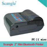 Stampante termica portatile mobile della ricevuta con Bluetooth Sgt-B58IV