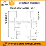 Machine de test de tension de tension universelle hydraulique de force de la machine de test du test Machine+Steel de Waw1000b Price+Shear