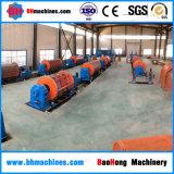 Tipo rígido máquina eléctrica de la encalladura de la fabricación de cables del alambre