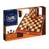 Insieme di legno del gioco di scacchi