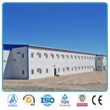 Prefabricados de estructura de acero de doble capa Facory Almacén