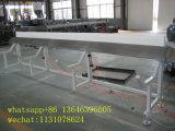 Palette en plastique à haute vitesse en bois, plancher, profils de cloisons de mur Ligne de machine WPC
