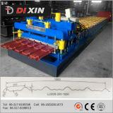 Telha de telhado de aço da cor padrão da exportação que faz a maquinaria (HKY vitrificados)