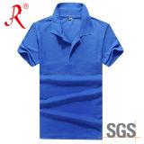 T-shirt de polo de Men S avec mince colleté (QF-2319)