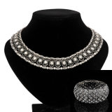 Ruhm Diamond mit Chain Necklace (XJW13368)
