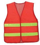 Chaleco reflexivo del alto de la visibilidad tráfico de la seguridad (SDRC-1I)