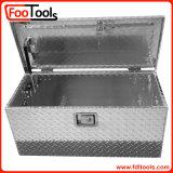 Boîte à outils en aluminium pour plaque à pointeur pour camion (314007)