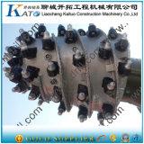 Dígito binario de taladro Shaped del Trencher del carburo carbonífero del cortador