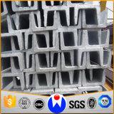 Fascio d'acciaio della Manica laminata a caldo U di Q195 Q235